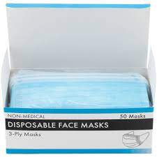 Adult face Mask Box