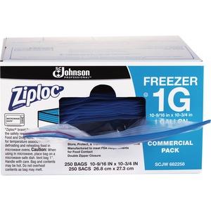 box of ziploc freezer bags