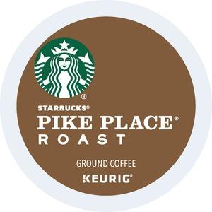 pike place roast k-cup