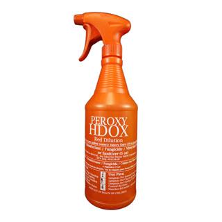HDox Red Spray Bottle