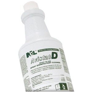NCL Avistat-D Spray Disinfectant Cleaner