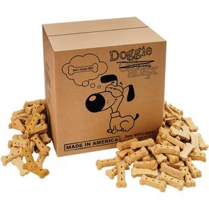 box of dog treats