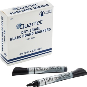 GLASS OPTIMIZED DRY ERASE MARKERS