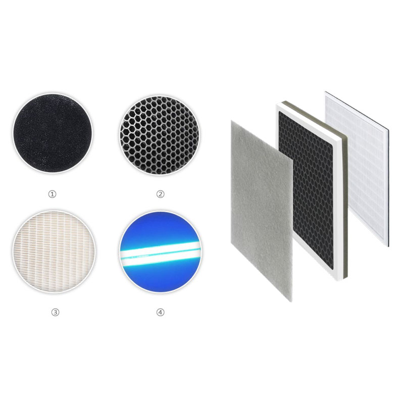 Lorell HEPA Replacement Filters